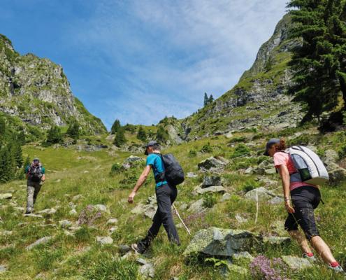Colonie de vacances, séjour enfant, itinérant : Hautes-Alpes aventures 14-17 ans OUL