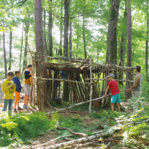 Colonie de vacances, séjour enfant - Les-caillettes : vivre la nature 7-14-ans OUL