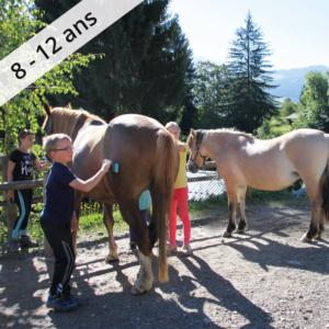 colonie de vacances séjour enfant combloux au pays du mont blanc 8-12-ans OUL