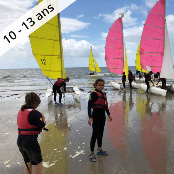 Colonie de vacances, séjour enfant, Damgan Kermor : voile et pirates 10-13-ans OUL