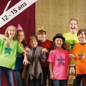 Colonie de vacances, séjour enfant, Saint Jean de Monts : comédie musicale 12-15 ans OUL