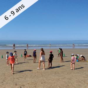 Colonie de vacances, séjour enfant, Saint Jean de Monts : multi-activités Vendée 10-12-ans OUL