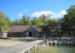 Colonie de vacances, séjours, classes de découvertes, Etang du Puits