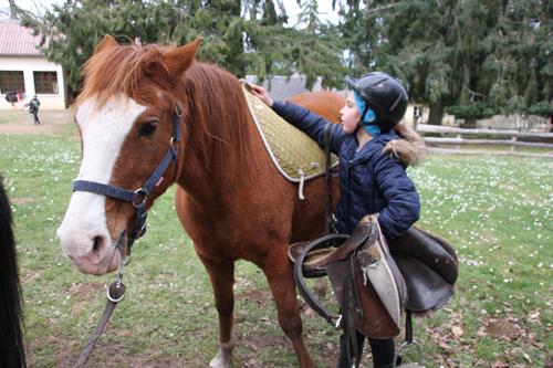 Classe de découvertes, centre vacances, classe de campagne, équitation 4