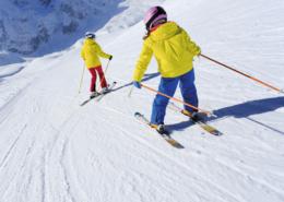 Centre, colonies, vacances, camps, neige, hiver, ski, Sollières, vignette