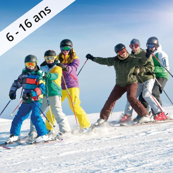 Colonie de vacances, séjour enfant, combloux, ski-surf, 6-16 ans, OUL
