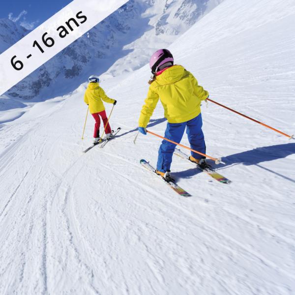 Colonie de vacances, séjour enfant, Sollières, ski, surf 6-16-ans, OUL