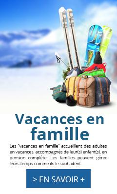 Vacances familles, hiver 2021, Oeuvre Universitaire du Loiret, OUL
